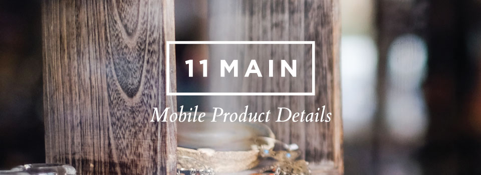 11 Main – Mobile Product Details Redesign